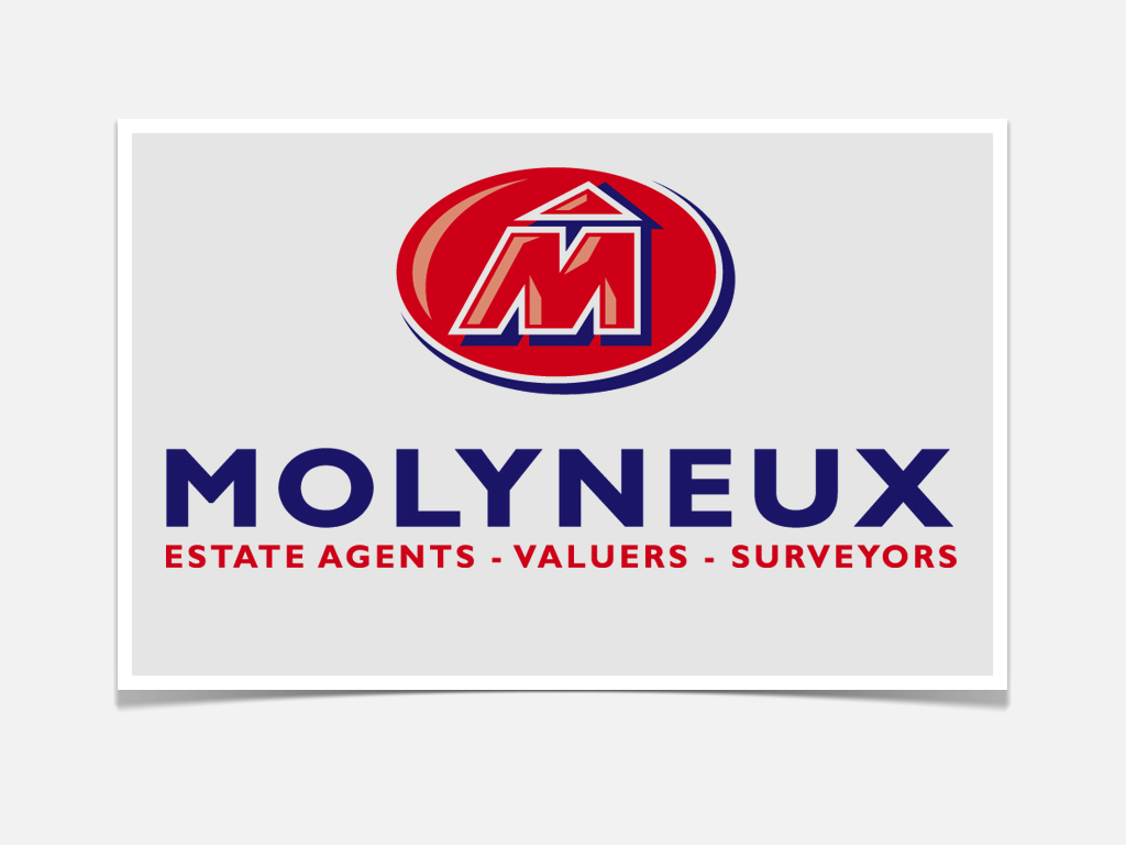 Molyneux Estate Agent Branding
