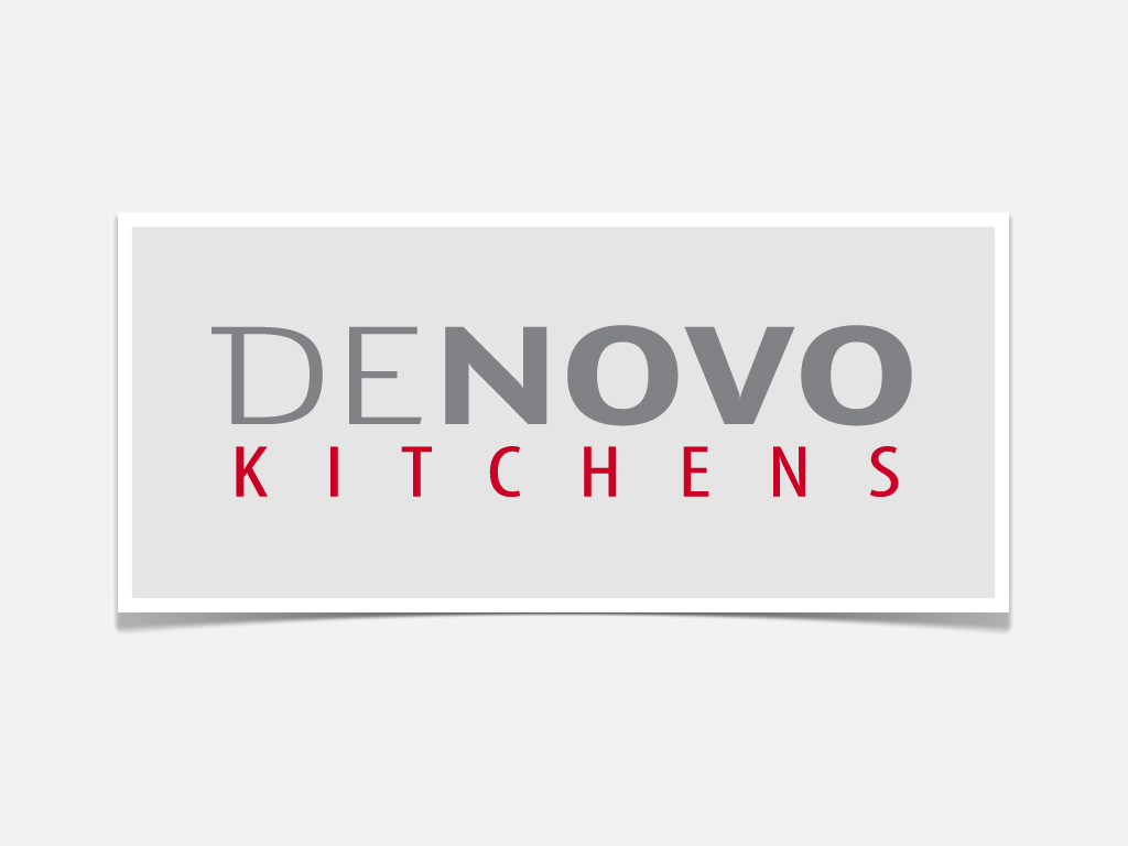 DeNovo Kitchen Chester Logo Identity