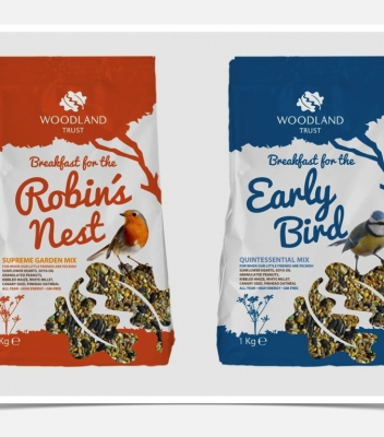 Woodland Trust Packaging