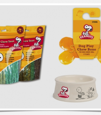 Snoopy / Peanuts Licensed Packaging Design