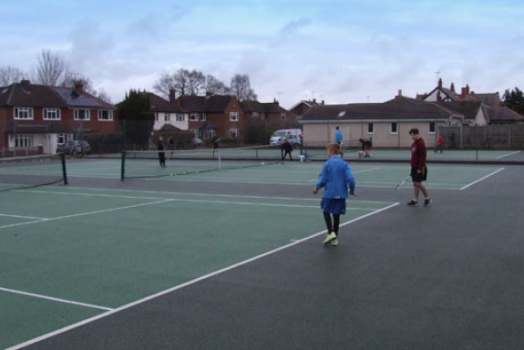 Tennis Coaching website launched